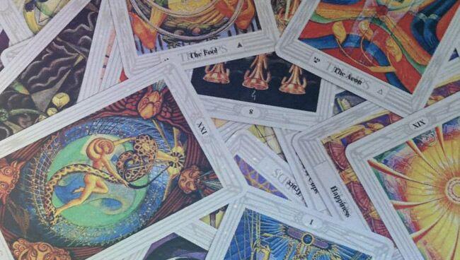Сколько карт в колоде Таро Тота