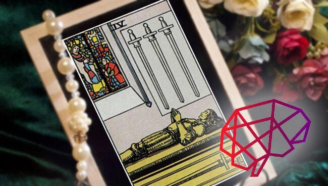 4 Мечей Таро: значение в психологии