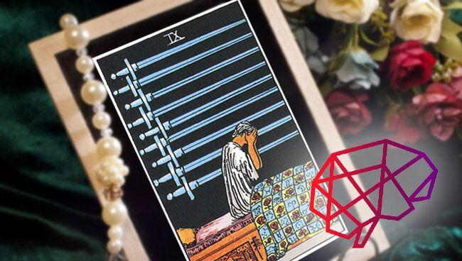 9 Мечей Таро Райдера Уэйта: значение в психологии