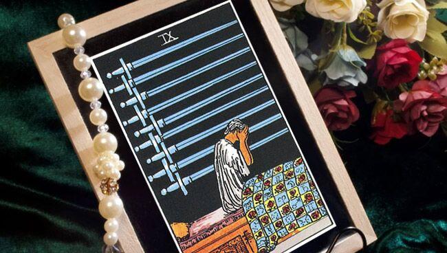 Девятка Мечей Таро: значение