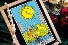 Луна Таро: значение