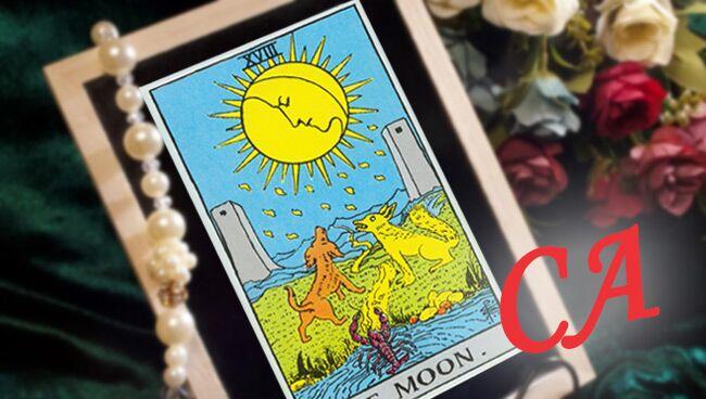 Сочетание карты Луна с другими картами Таро - Смерть, Дьявол