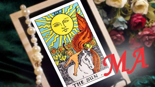 Солнце Таро: значение в сочетаниях с Младшими Арканами