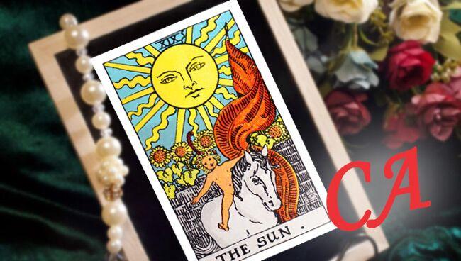 Солнце Таро: значение в сочетаниях со Старшими Арканами