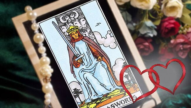 Король Мечей Таро: значение в любви и отношениях