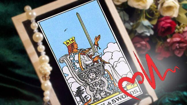 Королева Мечей Таро: значение в здоровье