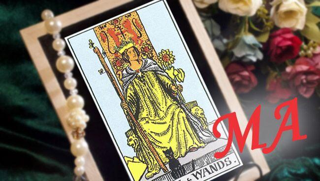 Королева Жезлов Таро: значение в сочетании с Младшими Арканами