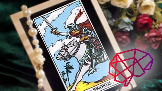 Рыцарь Мечей Таро: значение в психологии