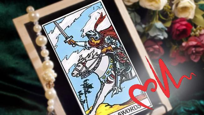 Рыцарь Мечей Таро: значение в здоровье